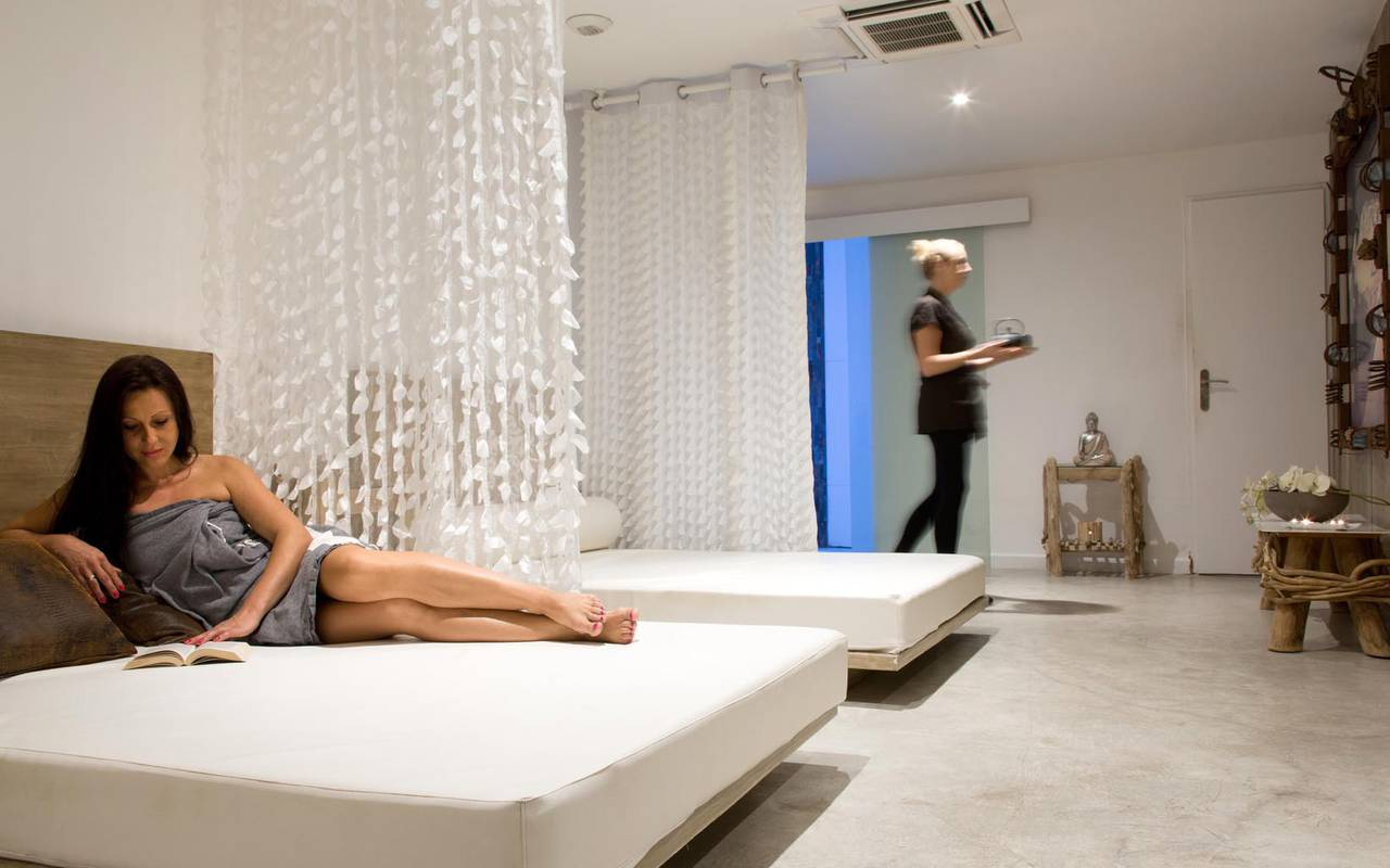 Double room spa hotel camargue