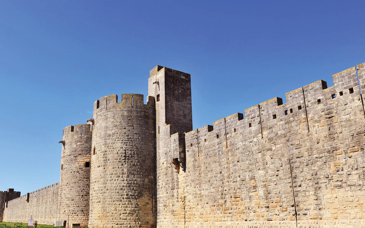 Aigues mortes fortress spa hotel camargue