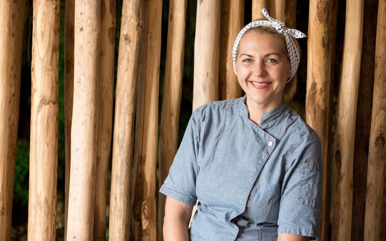 Chef cuisinier hôtel spa camargue