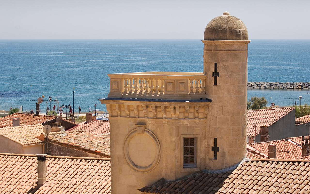 Eglise majestueuse séminaire camargue